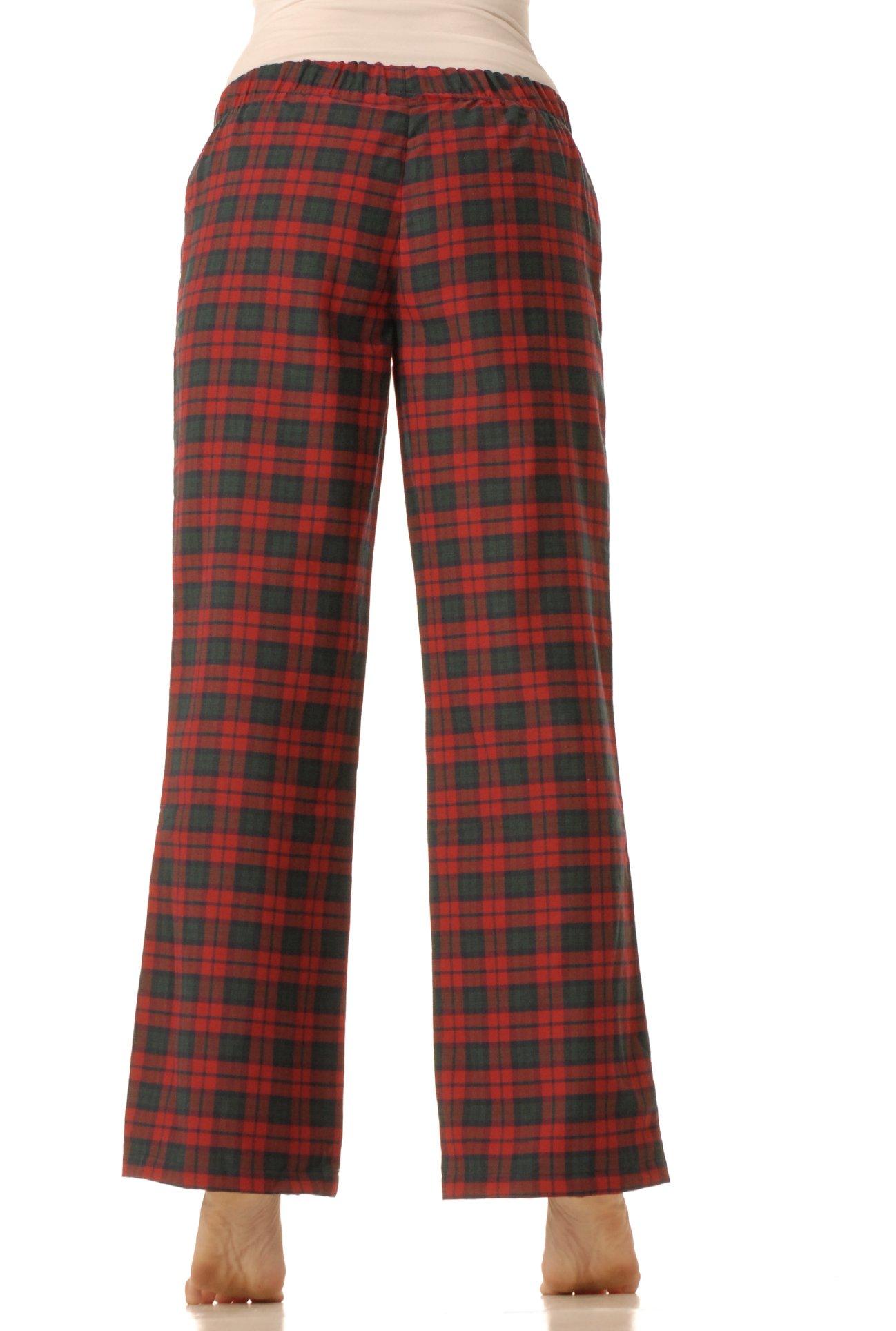 Flanelové kalhoty - Skoty